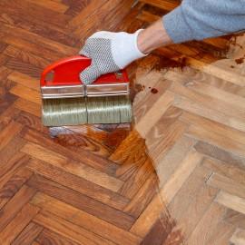 El mantenimiento del suelo de parquet parquetsmadrid - Calidades de parquet ...